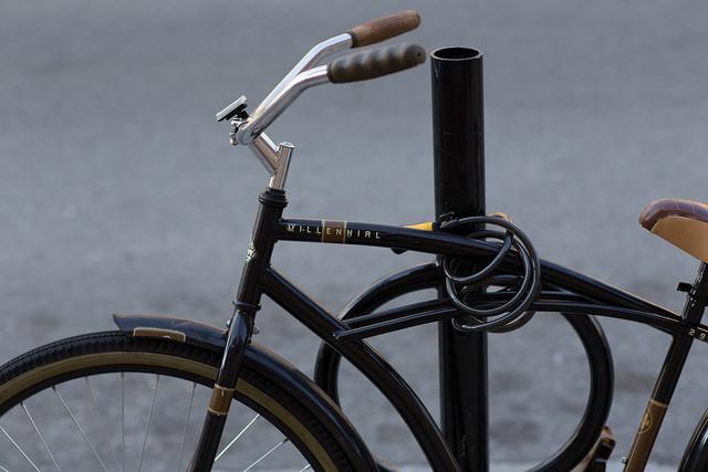 Millennial bicycle bike