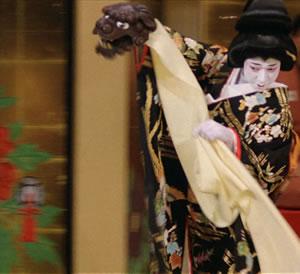Sagi Musume: Kabuki Dance