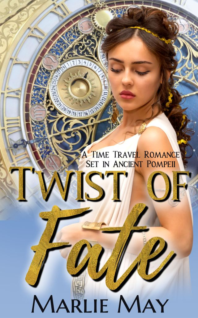 Book Cover: Twist of Fate