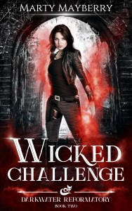 Book Cover: Wicked Challenge