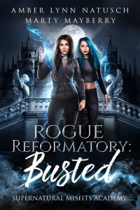 Book Cover: Rogue Reformatory: Busted