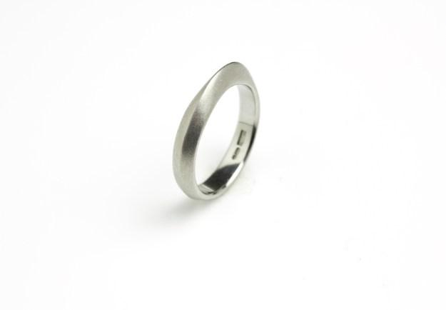 ART Peak Plain Ring