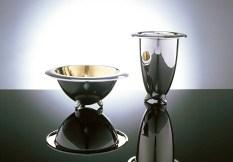 silver curve bowls