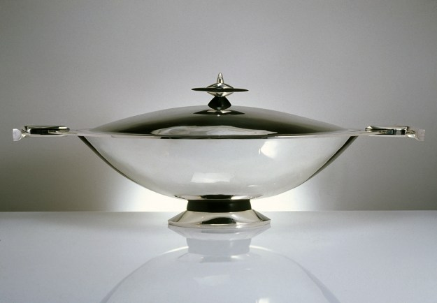 Flow Soup Tureen