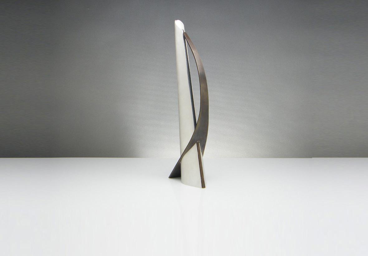 Incline Silver Jug