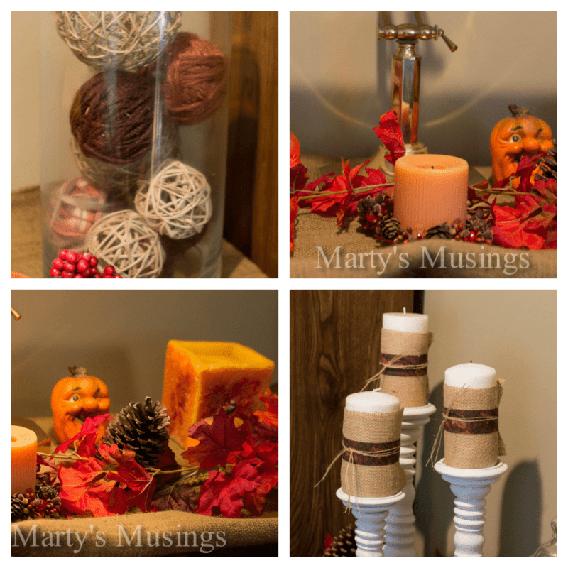 Cheap ways to decorate your home for fall Cheap easy ways to decorate your home