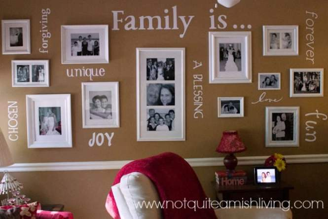 Home Decor Diy Gallery Wall At The36thavenue Com