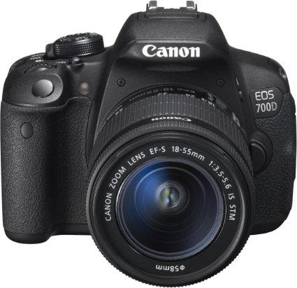 Cámara réflex Canon 700D