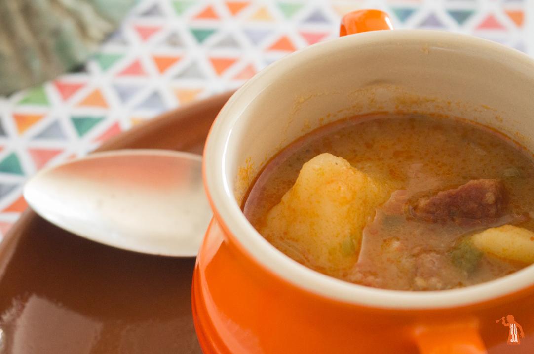 patatas a la riojana receta