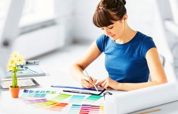 色とデザイン