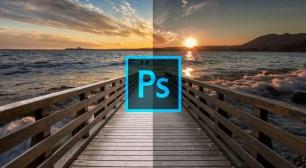 Photoshp Camera Rawフィルタ