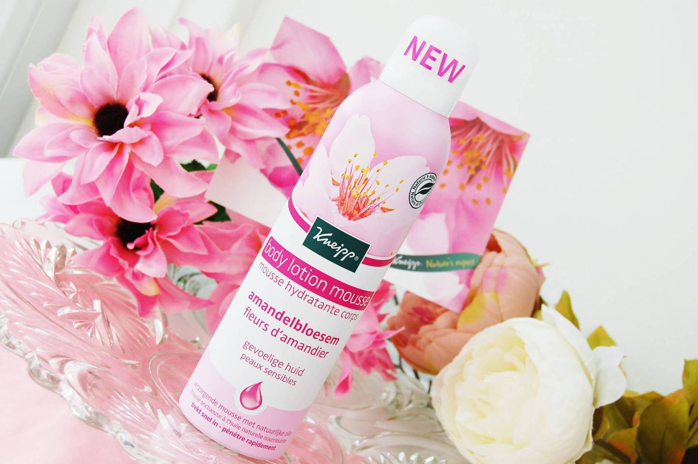 Kneipp Body Lotion Mousse Amandelbloesem