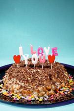 Банановый торт «Любимый»