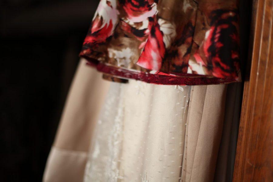 Mother of the bride dress silk ivory beige custom made ukrainian wedding marusya