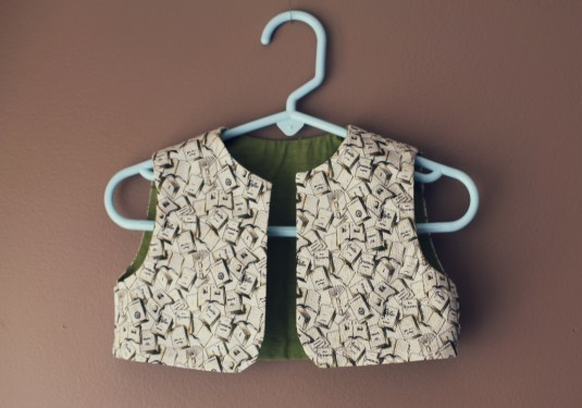 Children 8 infant toddler cotton Vest baby's first year gift
