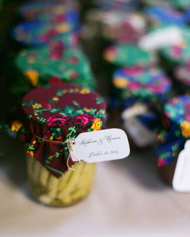 Ukrainian wedding favors