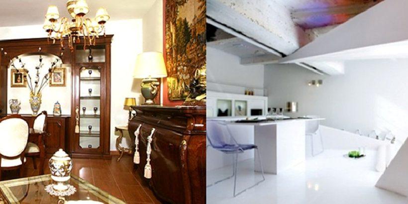 Sabatini srl produce sedie e tavoli in stile classico e moderno, con materiali di prima scelta. Arredamento Classico O Moderno Maruti Mobili
