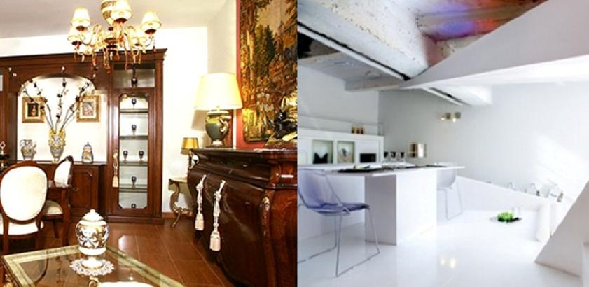 Perché bisogna scegliere un solo stile per arredare casa? Arredamento Classico O Moderno Maruti Mobili