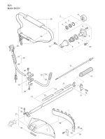 Maruyama Parts Lookup  B23 Parts Diagrams|B23 Gearcase