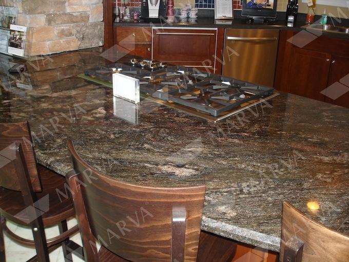 Earth Glitter Granite Designs MARVA Marble And Granite