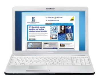 website design, web development
