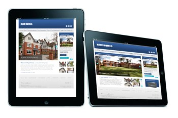 web design for property developer