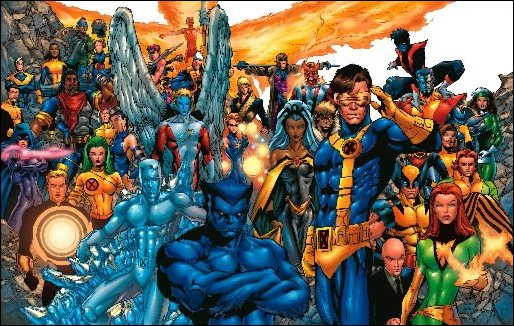 Image result for the x men