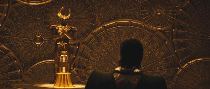 Heimdall and Loki in Thor (2011)
