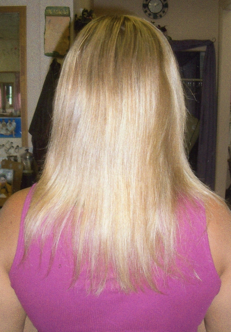 Hair Extensions At Marvelheads Hair Salon
