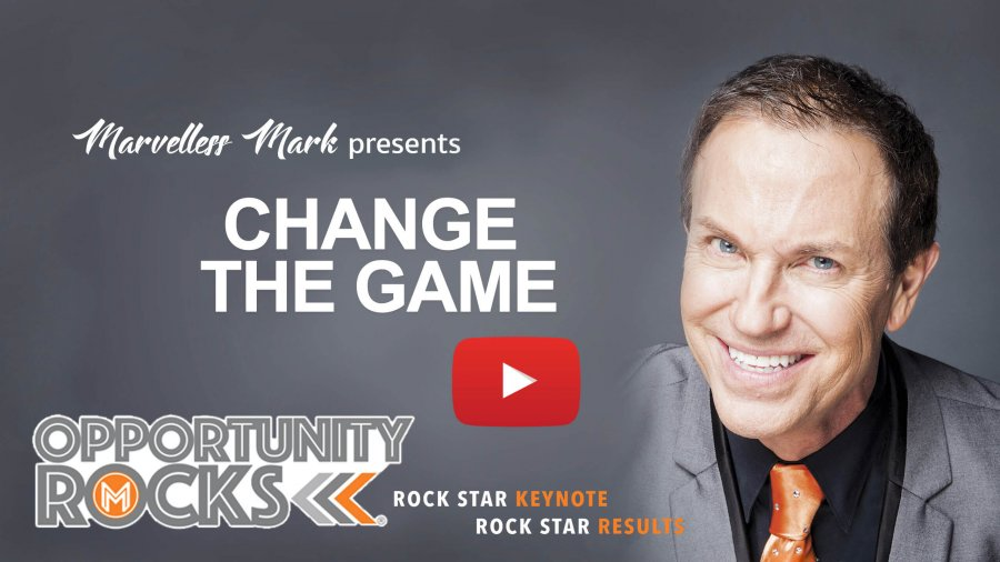 Changing the game to be more motivated in business.