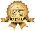 best selling author badge
