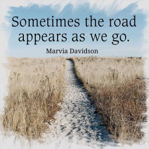 road appears marvia davidson