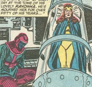 Image result for Marvel Comics Princess Ravonna
