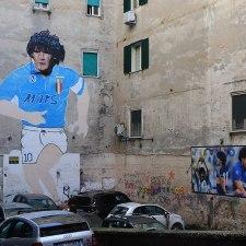 Diego Maradona: Die linke Hand Gottes