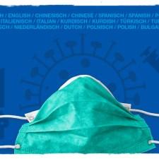 Interview zum Coronavirus in 14 Sprachen verfügbar