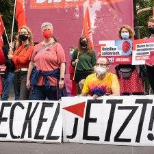 Rot-Rot-Grün in Berlin: Politikwechsel statt Weiter so!