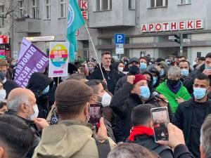 Gemeinsamer Kampf gegen antimuslimischen Rassismus.
