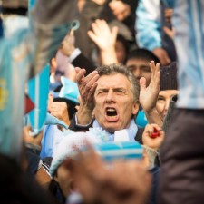Mauricio Macri: Der Liebling des IWF