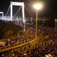 Proteste in Ungarn wecken Hoffnung