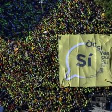 Massenproteste in Katalonien: Die Bewegung radikalisiert sich