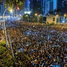 Proteste in Hongkong: »Wenn wir dieses Gesetz stoppen können, was können wir als nächstes tun?«
