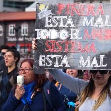 Generalstreik in Chile stärkt Einheit der Bewegung