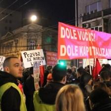 Serbien: Massenproteste und die radikale Linke