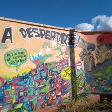 »Den Menschen in Venezuela den Rücken freihalten«