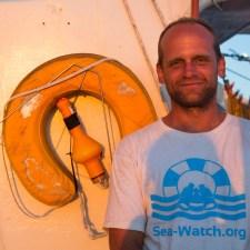 »Sie schlagen die Seenotrettung und meinen die Demokratie«
