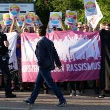 AfD-Bundesparteitag in Braunschweig: »Tausende Mittelfinger für die Nazis«