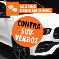 Debatte: SUV-Sanktionen – wen juckt`s?