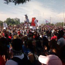 Chile: Proteste stellen Neoliberalismus in Frage