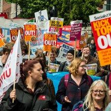 Corbyn wählen – um May loszuwerden