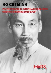 Copertina Patriottismo e internazionalismo Ho Chi Minh